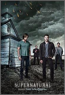 Supernatural – 9ª Temporada Completa HDTV 720p + Legendas Capa
