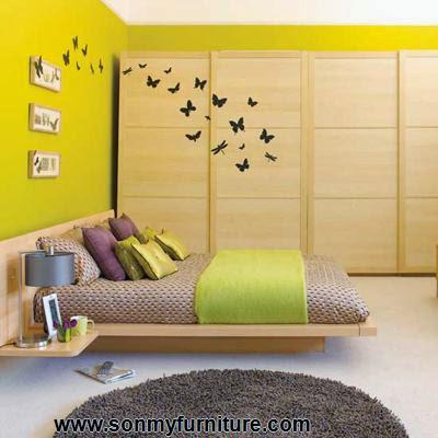 Ý tưởng trang trí phòng ngủ-2