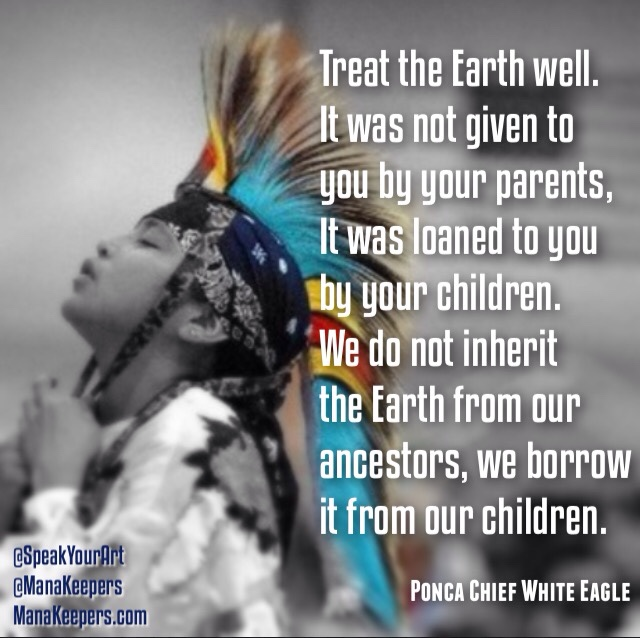 mana keepers native american wisdom images and quotes collection