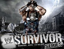 مصارعة WWE Survivor Series