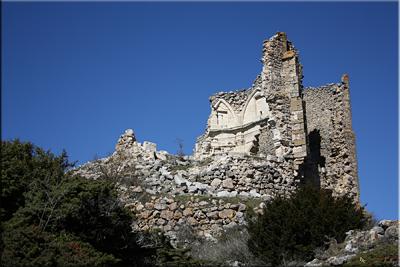 Ruinas del Santuario