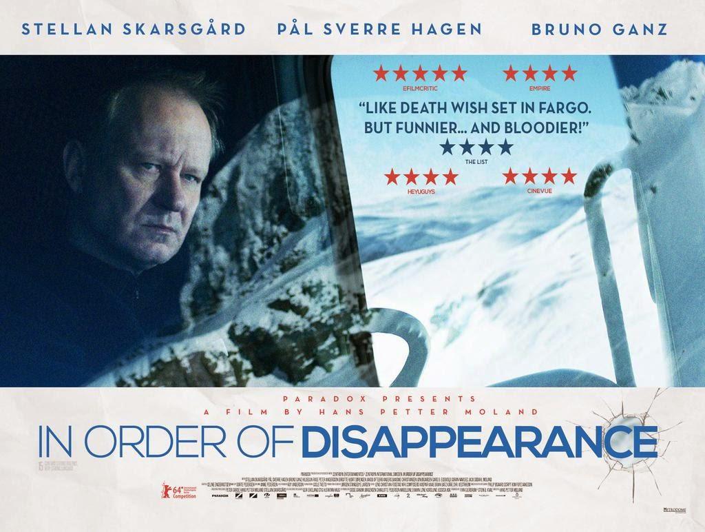 Με σειρά εξαφάνισης (Kraftidioten/ In Order of Disappearance) Wallpaper