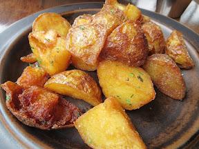 Accanto PDX, crispy potatoes