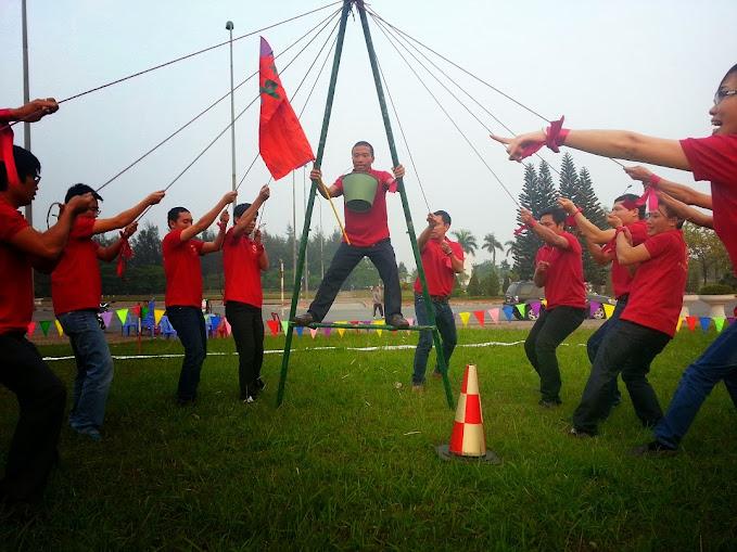 Team Building tập đoàn Nam Cường
