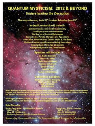 Quantum Mysticism Conference