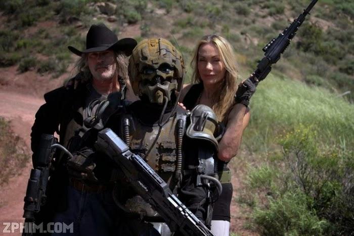Ảnh trong phim Đại Chiến Người Ngoài Hành Tinh - Alien Armageddon 1