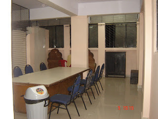 DINING CUM CONFERENCE ROOM