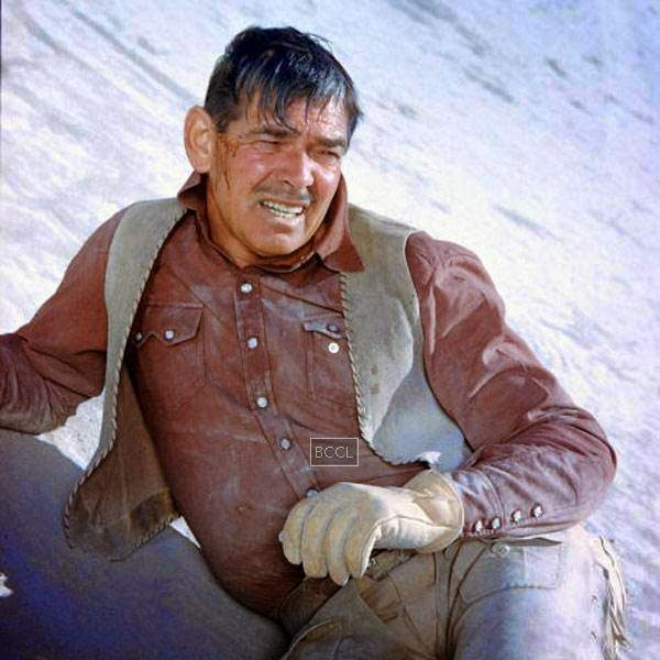 Hollywood royalty member Clark Gable died in 1960 of a heart attack prior to the 1960 release of the film The Misfits.