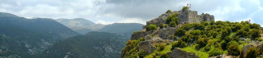Экскурсия Голанские высоты. Крепость Нимрод. Баниас. Гора БенТаль. Гид в Израиле Светлана Фиалкова