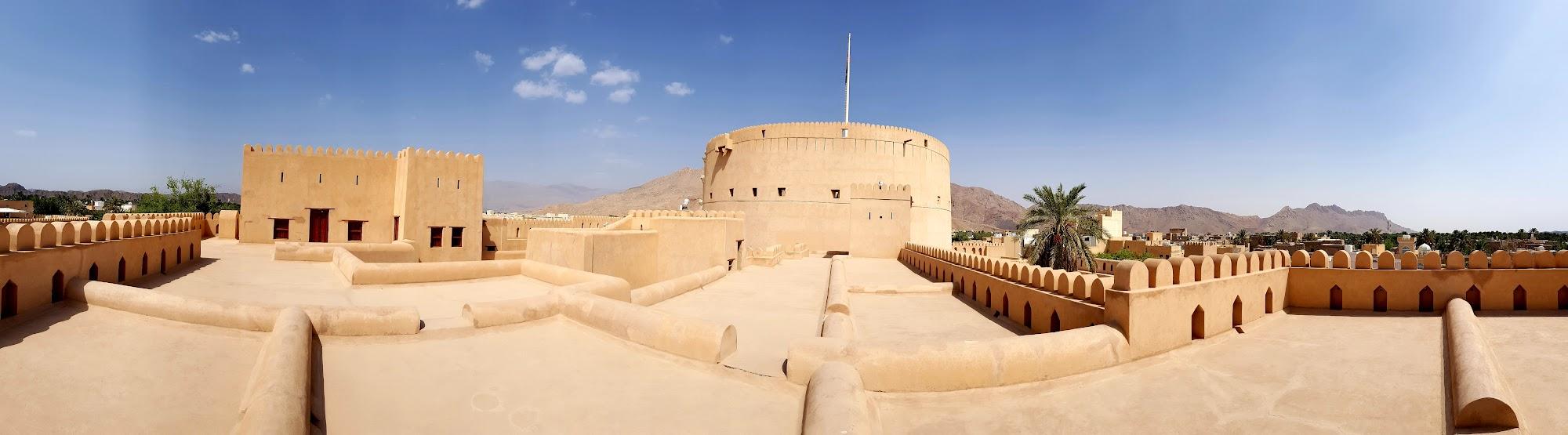 Reisinformatie Oman