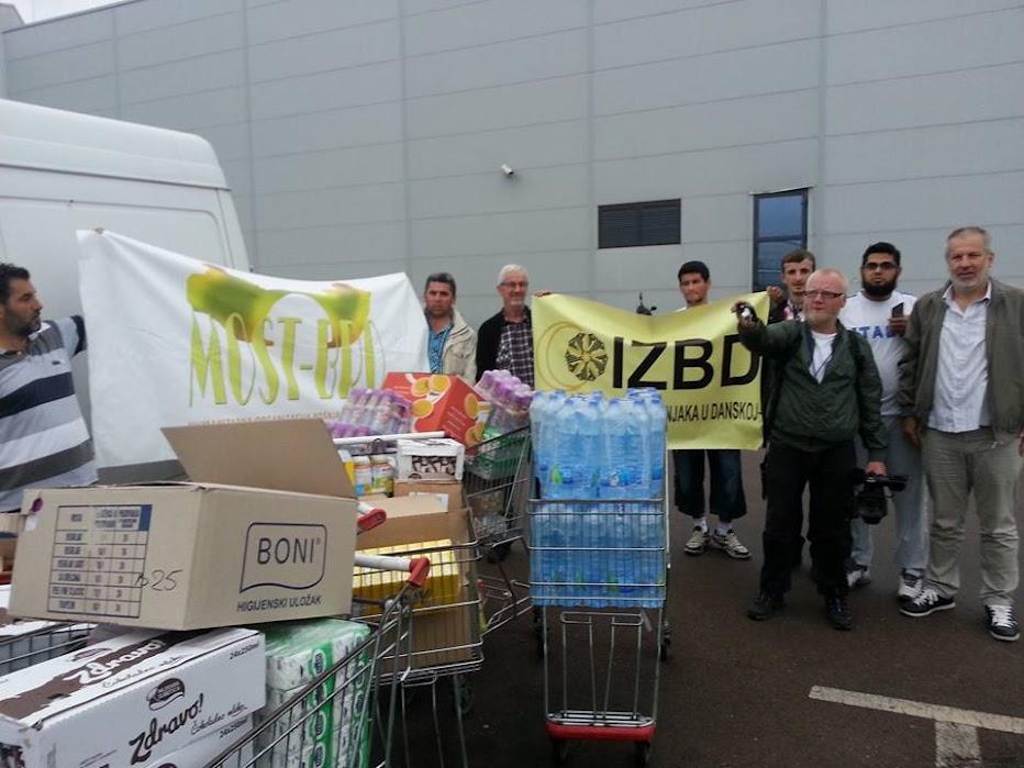 Aktivisti Islamske zajednice Bošnjaka Danske