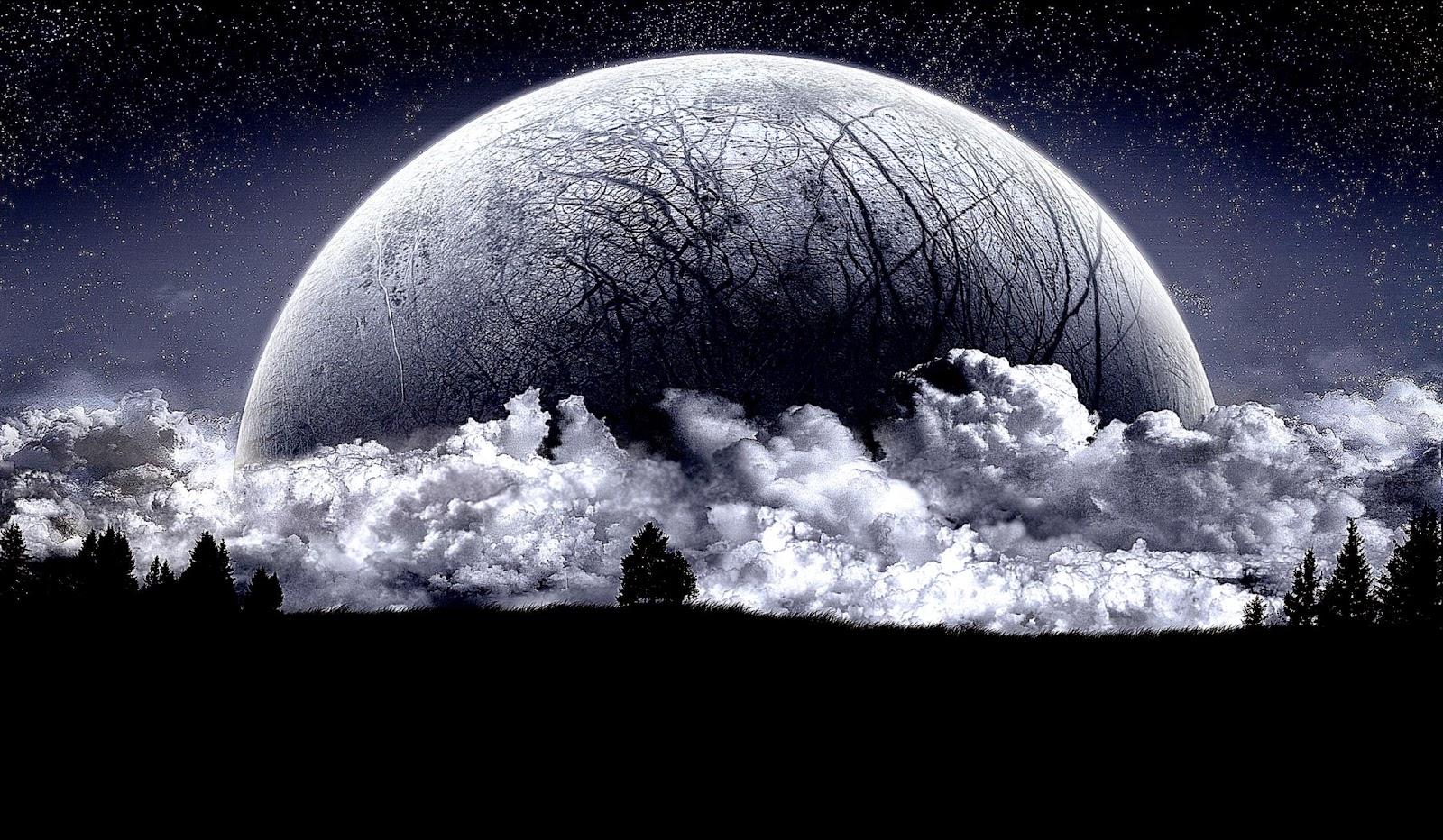 Dark Moon Wallpapers  HD Wallpapers