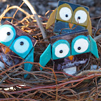Brazee Brights-adorable owl nightlights made by our friends at Brazee Street Studios