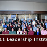 Leadership Institute 2011 photos