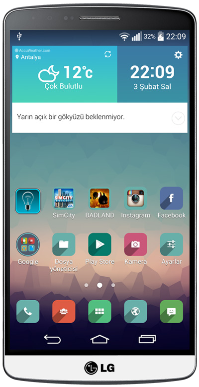 THEME] LG G3 Home Themes | LG G3