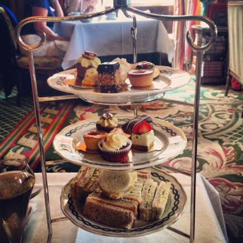 The Afternoon Tea Club Reviews The Milestone Hotel