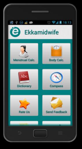 Aplikasi yang saya kembangan dengan Android