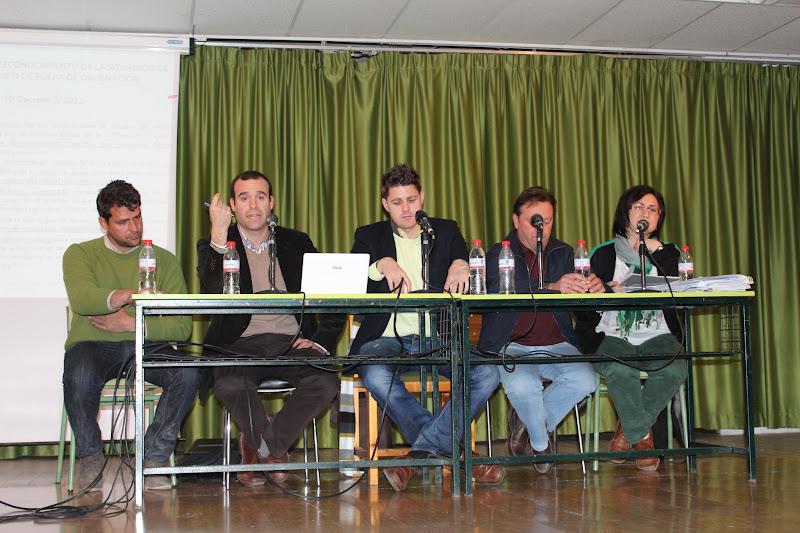 Charla-Coloquio Procedimiento Regularización de Cortijos