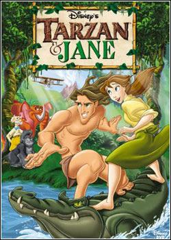 filmes  Download   Tarzan e Jane   DVDRip RMVB   Dublado
