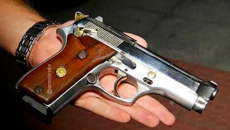 Sobre o porte de armas