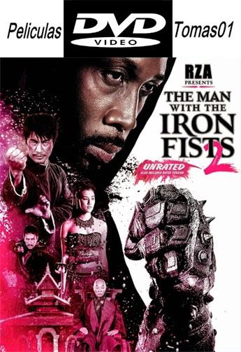 El hombre de los puños de hierro 2 (2015) DVDRip