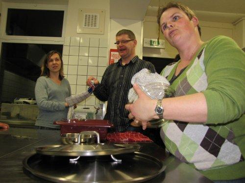 Proficiat aan het kookteam! Het was een geslaagde editie! Bedankt aan de ouders en kinderen om af te komen!