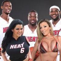 Pornostar di parola: sesso orale per i tifosi di Miami