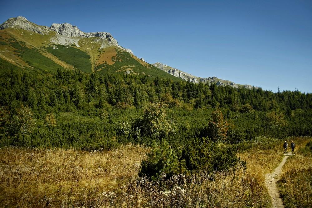 Skrajne Jatki i Golica Bielska