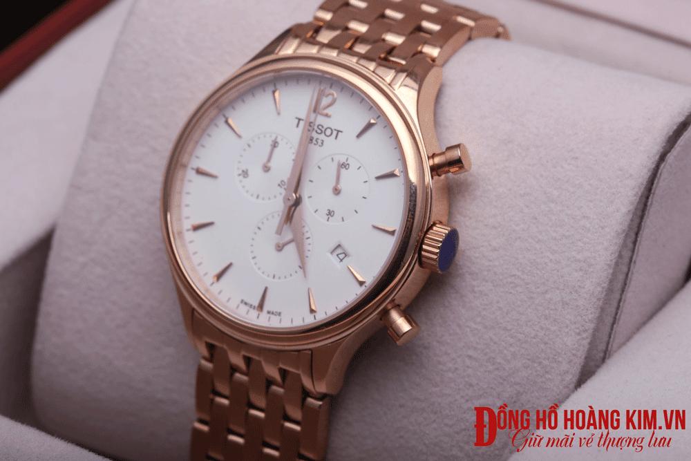Địa chỉ bán những mẫu đồng hồ nam dây sắt đẹp nhất vịnh bắc bộ - 21