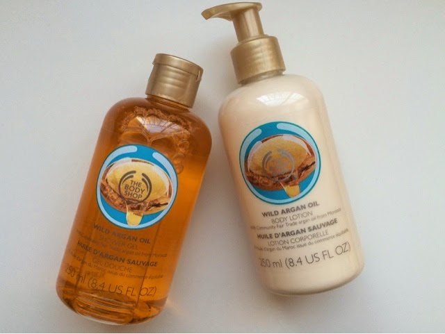 the-body-shop-wild-argan-oil-range