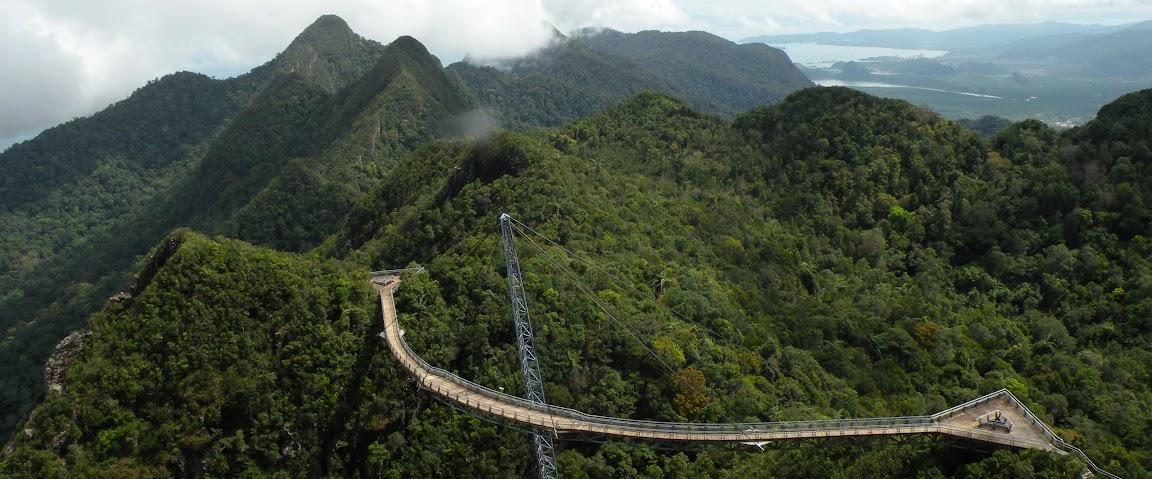 Langkawi skybridge