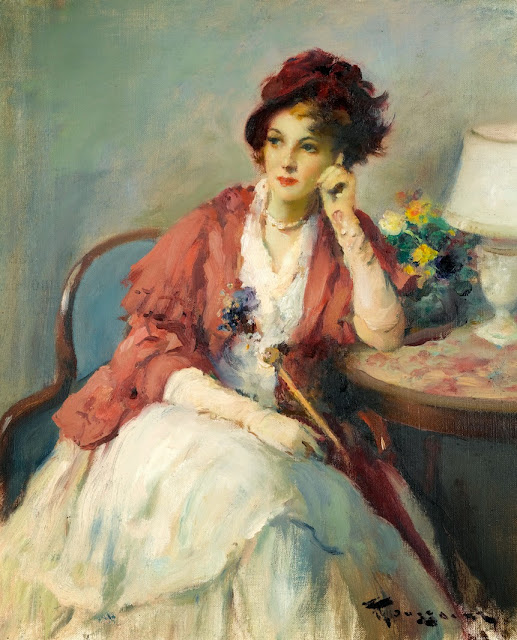 Fernand Toussaint - Elegance