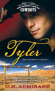 (ARC Review) Tyler by C.H. Admirand