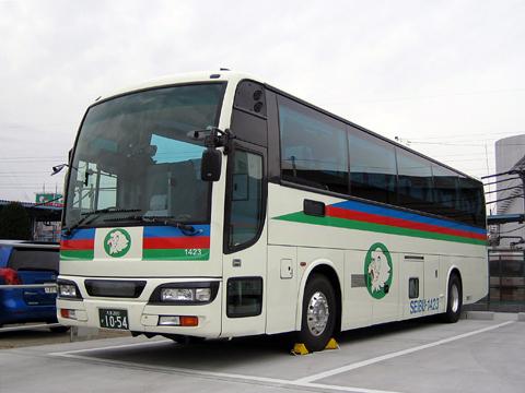 西武バス 名古屋線 1423