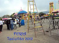 FERIA TEZIUTLAN 2012