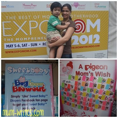 Expo Mom, weekends, events