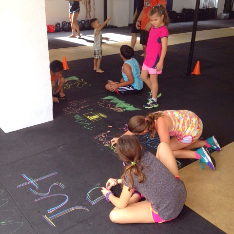 kids fitness creativity gym