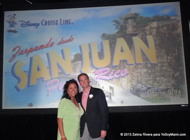 Mari Santana y Jonathan Frontado