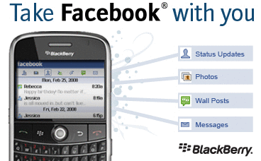 Social Network BlackBerry