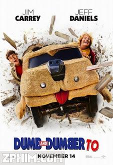 Siêu Ngốc Gặp Nhau - Dumb and Dumber To (2014) Poster
