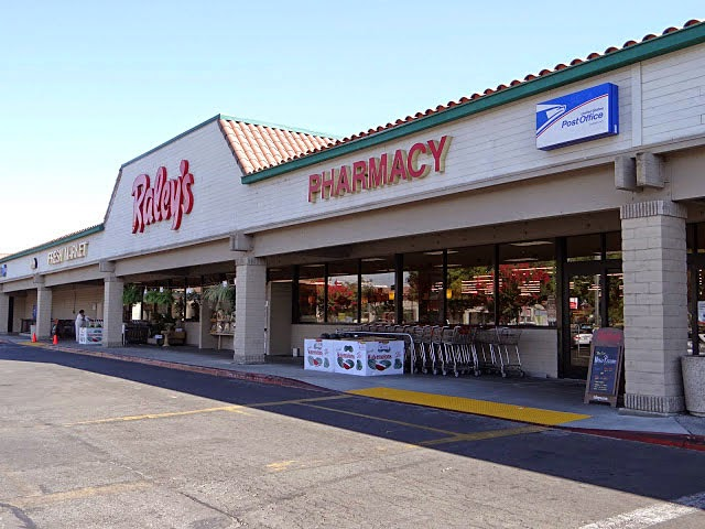 Merced, CA: Raley's CPU