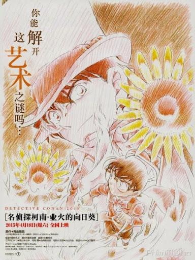 Thám Tử Conan Movie 19: Hoa Hướng Dương Của Biển Lửa - Detective Conan Movie 19: Sunflowers Of Inferno