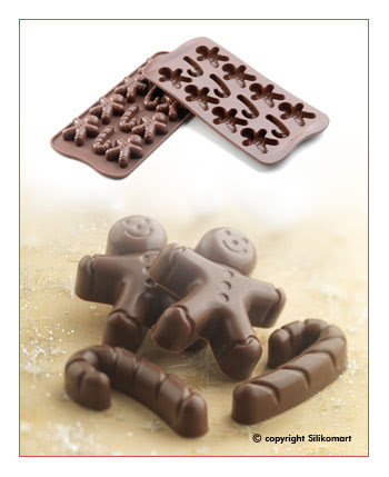 Cetakan Coklat SCG12-Mr.Ginger