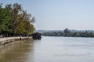 Sakarya Nehri'nin Karadeniz'e döküldüğü yer: Karasu, Yenimahalle