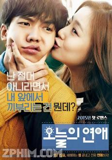 Yêu Phải Nàng Lắm Chiêu - Love Forecast (2015) Poster