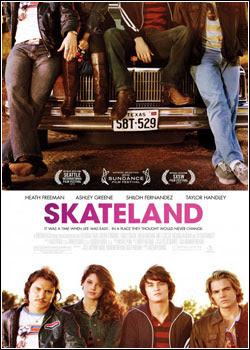Skateland Legendado 2012