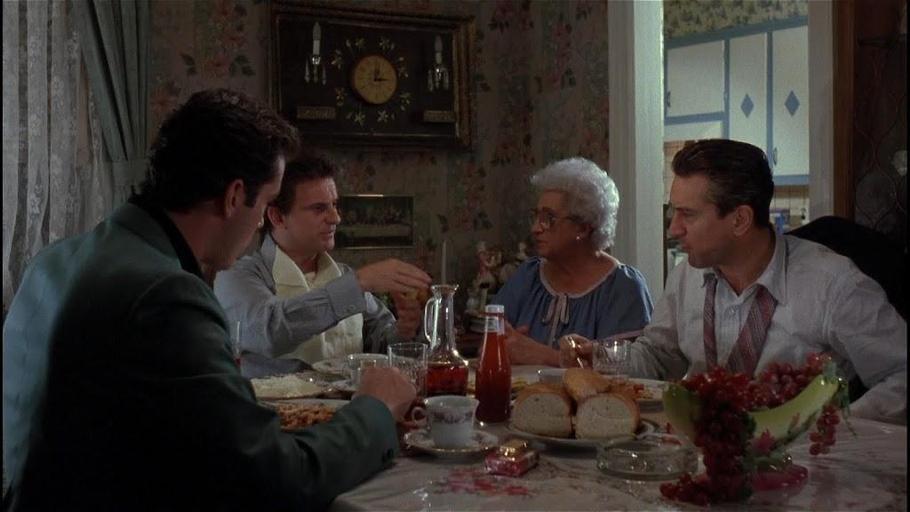 Goodfellas: Davant un bon àpat, un cadàver al maleter pot esperar