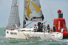 J/97 offshore cruiser racer sailboat- sailing Cowes