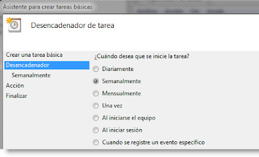 fecha windows 7