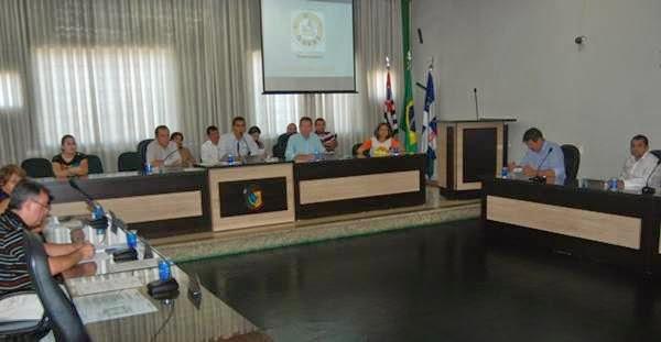 Câmara Municipal de Santa Fé, acontece a Audiência Pública do Gavas.